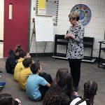 Author Classroom Visit HR Hobbs