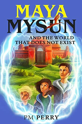 Review of Maya Mysun and Interview with P.M.Perry