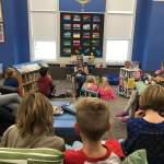 Heather Hobbs Author Classroom Visit